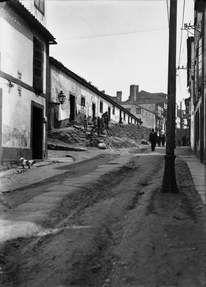 Hospital y San Roque 1927 Pita, City, Santiago De Compostela, Old Photography, Old Pictures, Black And White, Street, Fotografia