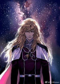 Galactic Heroes, Anime Love, Anime Characters, Fan Art, Legends, Cartoon Characters