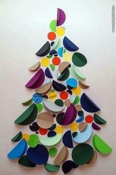 Curiós avet de nadal