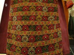 Embroidery from Soufli, Thrace