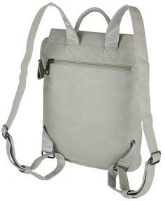 c6b7a1efef677 Damen City-Rucksack handlicher Daypack mit Laptopfach Kurier-Rucksack  Schule Uni  Ad