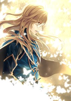 Artist: Arakunae | Tales of the Abyss | Jade Curtiss