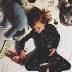 Britt Ritch's little with Babiekins Mag
