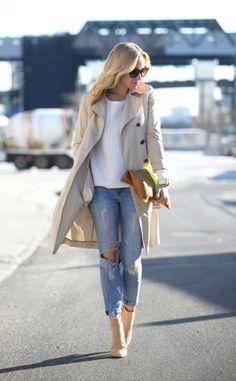brooklyn blonde, neutral transition