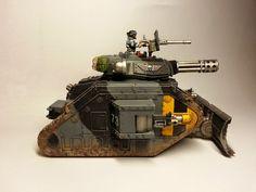 Tank Leman Russ Punisher