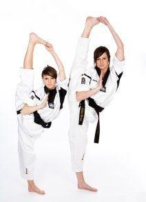 Xtreme Martial Arts - Martial Art Performers