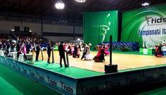 """La Danza Sportiva FIDS Sicilia a Rimini con """"Casa Sicilia"""" - http://www.canalesicilia.it/la-danza-sportiva-fids-sicilia-rimini-casa-sicilia/ Danza Sportiva, FIDS, Sicilia"""