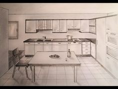Basics Of 1 2 And 3 Point Perspective Aka Parallel And Angular