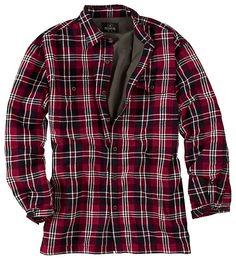 RedHead Fleece-Lined Flannel Shirt for Men | Bass Pro Shops