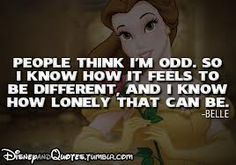 I know how lonely that can be...