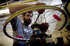 "NYC officials take note! Here is a great example of the hands-on impact Bike Rescue NYC hopes to achieve: ""Art of Bicycle Maintenance Puts Young Workers on a New Path"" - thestar.com"