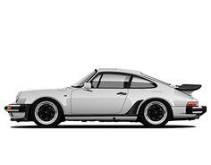 "Check out new work on my @Behance portfolio: ""Porsche 911 930 Turbo 3.3"" http://be.net/gallery/37780349/Porsche-911-930-Turbo-33"