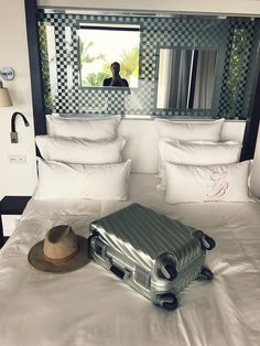 Jake Rosenberg Shares His St. Barths Travel Diary: One quick flip through Jake's iPhone album from the trip and it's pretty clear that everyone needs to add this luxurious island to their travel bucket list. -- TUMI suitcase   coveteur.com