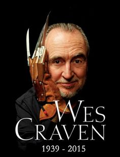 Rest in Peace Maestro of Horror