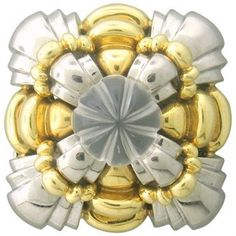 gold flake toilet paper. 18k white and yellow gold carved crystal brooch by cartier. designer: cartier material: flake toilet paper