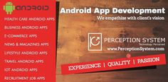 Among 8 from 10 businesses are looking for android development service. Android Application Development, App Development Companies, Android Developer, Jobs Apps, News Magazines, Android Apps, Technology, Create, Business