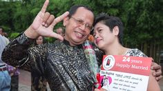 Flashmob World Marriage Day, Jakarta 2014