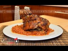 Sweet, Spicy, and Smokey Chicken Wings Ribs, Chicken Wings, Food Videos, Chili, Spicy, Meat, Yummy Yummy, Cooking, Recipes