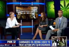 CBD Oil report by Fox News with info about Autism