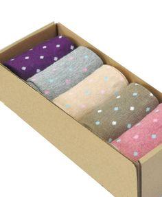 Happy Socks Pack of 5 Gift Box