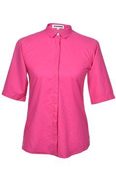 #JilSander #top #pink #designer #fashion #onlineshop #mymint #vintage #secondhand