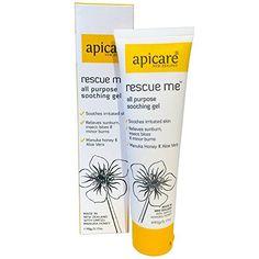 Apicare Rescue Me Manuka Honey and Aloe Vera Gel Insect Bites, Manuka Honey, Aloe Vera Gel, Purpose, How To Make, Popular, Beauty, Popular Pins, Beauty Illustration