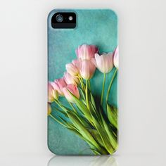 Blushing Beauties  iPhone & iPod Case by Lisa Argyropoulos - $35.00