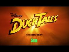 """All-New """"DuckTales"""" Cast Sings Original Theme Song   Disney XD - YouTube"""