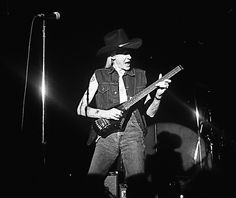 Johnny Winter, Dahlonega, 2010.