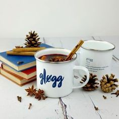 Are you interested in our Hygge Themed Enamel Glogg Mug? With our mulled wine cup mug christmas you need look no further. Geometric Wallpaper Design, Hygge Life, Scandinavian Food, Organisation Hacks, Hearth And Home, Simple Pleasures, Wabi Sabi, Mug Cup, Christmas Home