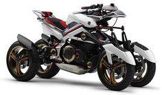 Yamaha cool ATV bike