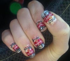 Campbell's Soup Can Nails