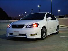 Toyota Corolla, Corolla 2003, Corolla Xrs, Toyota Vios, Toyota Echo, Toyota Camry, Toyota Supra, Mercedes Benz Wallpaper, Corolla Altis