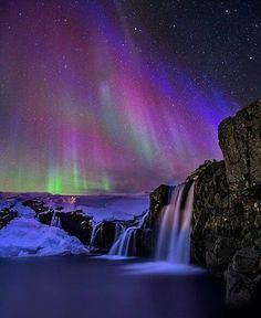 "237 Likes, 1 Comments - NATURE AURORA (@aurora_boreal_colorss) on Instagram: """""