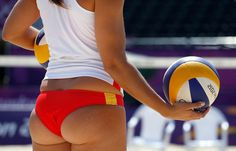 30 Super Fit Volleyball Athletes! | Trending.Report - Part 16
