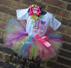 My First Easter Tutu Outfit My First Easter Tutu by TickleMyTutu, $54.95
