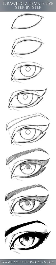 Here is a comic eye tutorial for you to try out. Just work along step by step and see what you come up with. I will be adding more of these if you like so please let me know. Thanks for watching an...