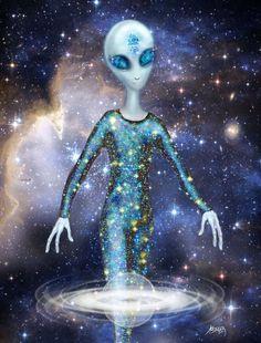 alien-art-ancient-aliens-Extraterrestials - Kesara