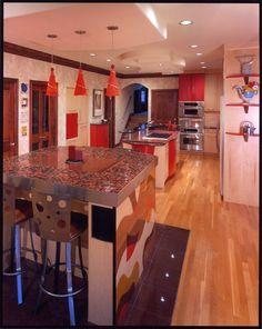 Before After Hermitage Kitchen Design Gallery Designer Terri Sears Handsome In Alder