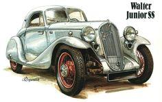 Расцвет чехословацкого автопрома 1920-40-х гг. Часть 7. авто, ретро, ретроавтомобиль, Чехословакия, история, длиннопост