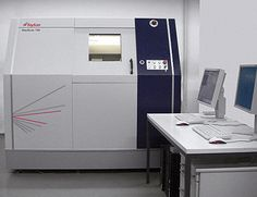 http://www.euroteck.co.uk/computed_tomography.html This is the RayScan 150, it is suitable for small parts. NDT House, 61-63 Kepler (off Mariner), Lichfield Road Industrial Estate, Tamworth, Staffordshire, B79 7XE.