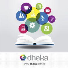 A dheka sabe que é essencial investir em conhecimento! Por isso, valoriza as parcerias com as universidades e incentiva projetos de pesquisa e inovação que contam com a participação de alunos, mestres e doutores. http://www.dheka.com.br
