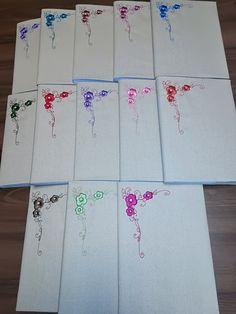 diary, canvas