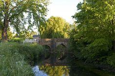 Alconbury England | Bridge Crossing Alconbury Brook, Alconbury