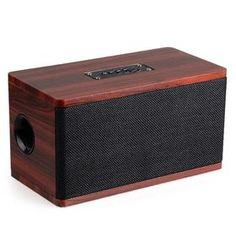 Hifi Wood Wireless Bluetooth Speaker