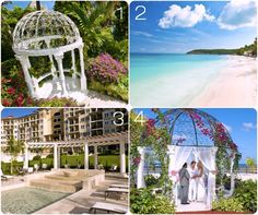 The Most Romantic Place on Earth for Your Destination Wedding - Sandals Wedding Blog