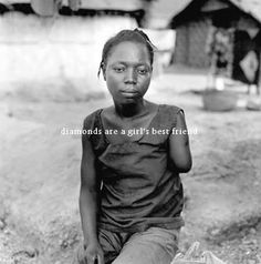 In Sierra Leone, diamond-rich regions remain poor in absolute terms. Partnership Africa Canada found that Kono District, which has produced ...