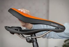 Ta+Too Saddle #components #bicycle