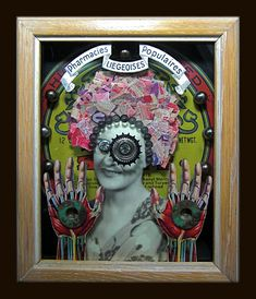 Mixed Media Collage 89 by ~GregPDX on deviantART