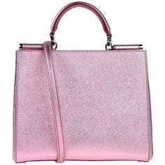 Dolce & Gabbana Handbag (70.100 RUB) ❤ liked on Polyvore featuring bags, handbags, shoulder bags and pink
